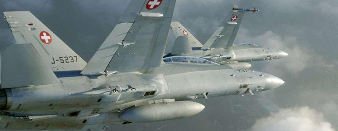 Renouvellement des forces aériennes – OUI à l'arrêté de planification