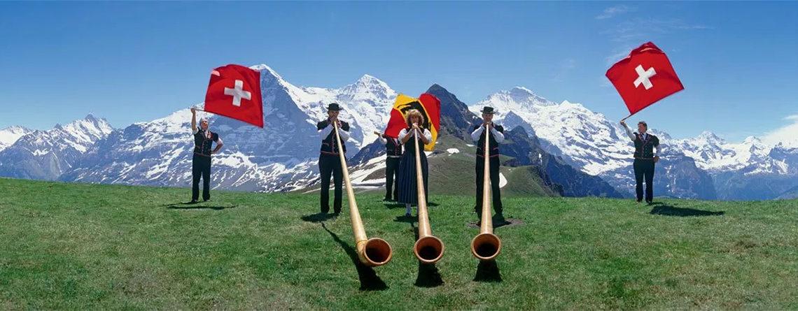 La Suisse, cette grande idée !
